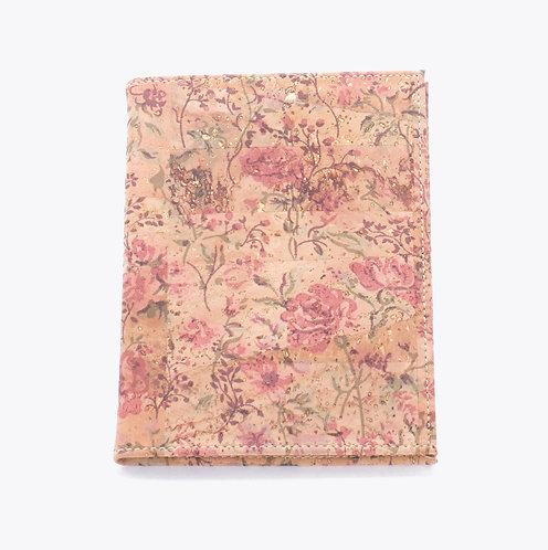 Bloc-notes A6 Floral