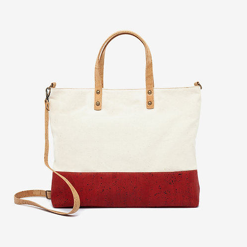 Shopping bag liège et coton