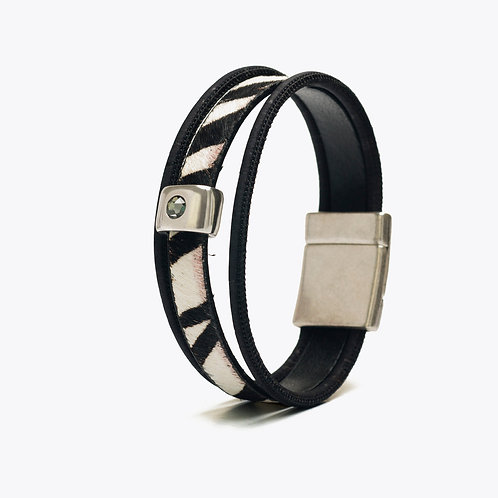 Bracelet Zèbra