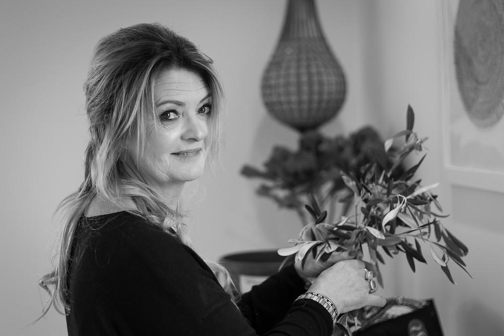 Olivio~nor host Sheryl a former florist, Martinborough, Wairarapa wedding venue
