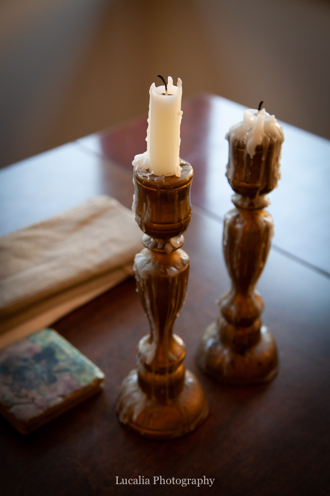 candle sticks, High Peaks Farm Stay, Mangamahu, Manawatu-Wanganui, New Zealand