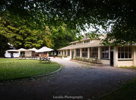 Garden, vintage and elegant Wairarapa wedding venue: Rose & Smith at Tauherenikau