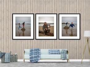 Wairarapa family photographer: Castlepoint winter portraits