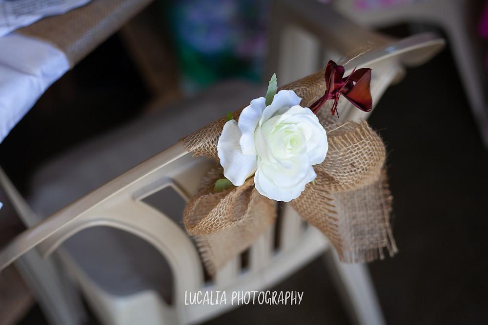 rustic wedding decor, Castlepoint Wairarapa wedding, Lucalia Photography