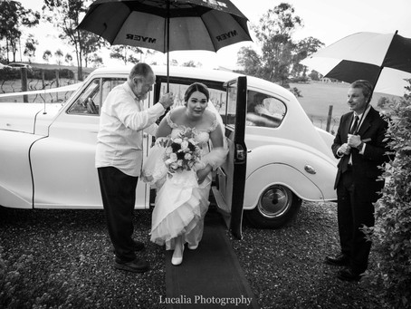 Wairarapa wedding photographer review: Lucalia Photography