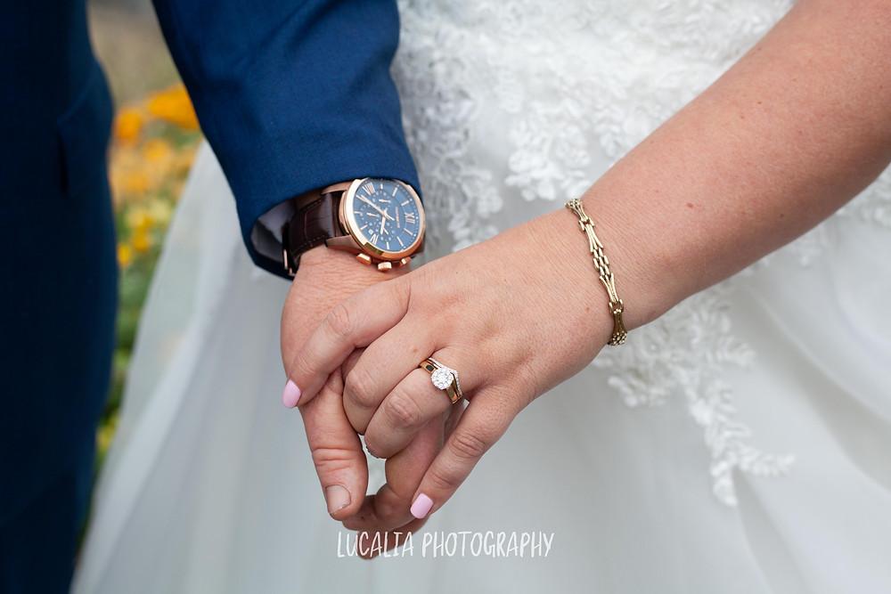 wedding rings and wedding watch Michael Hill, Wairarapa wedding photographer
