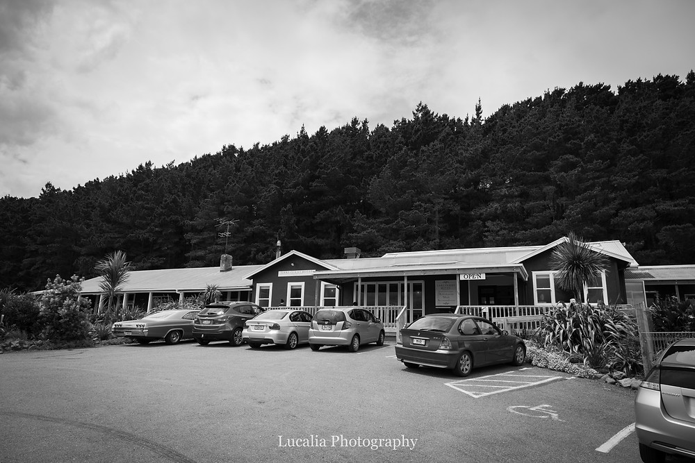 Lake Ferry Hotel Wairarapa wedding venue