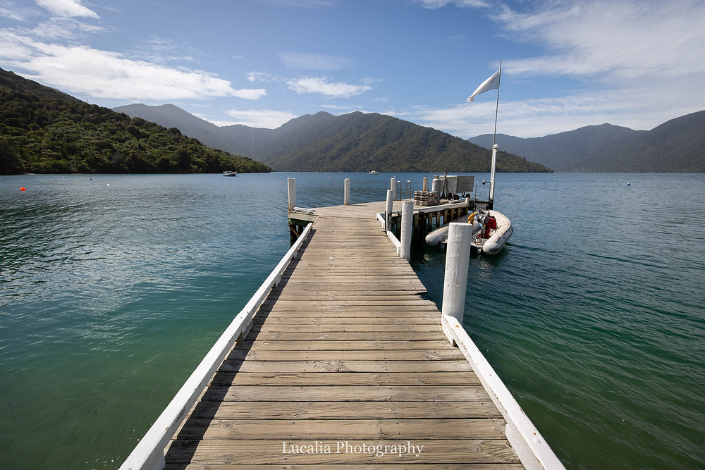 jetty, Wairarapa photographer