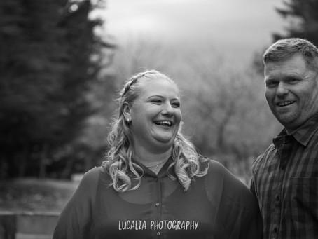 Home family farm engagement photos, Wairarapa