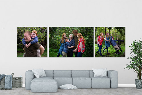 Gift Voucher: Pictures on the Wall