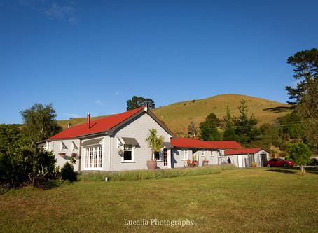 Mount Bruce Lodge: charming Wairarapa wedding accommodation