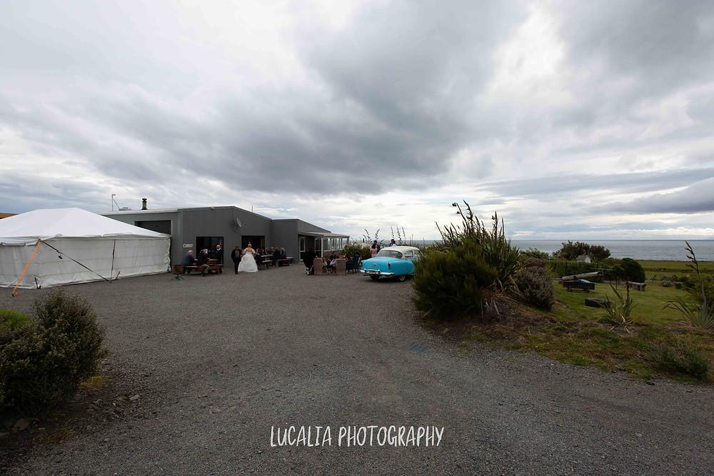 Wedding reception, Waimeha Bar and Grill, Ngawi Wairarapa wedding photographer