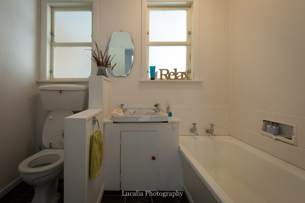 family bathroom, High Peaks Farm Stay, Mangamahu, Manawatu-Wanganui, New Zealand