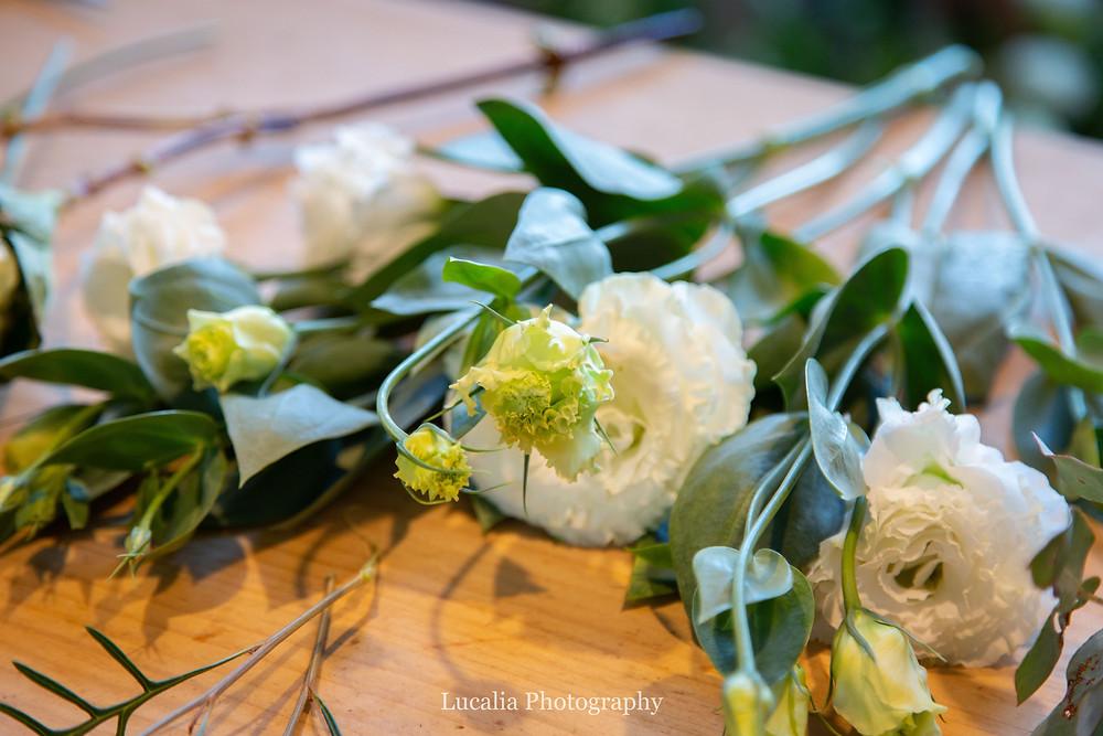 wedding flowers, Wairarapa