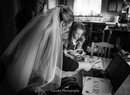Wairarapa wedding photographer: Nickie and Bryn's relaxed shindig