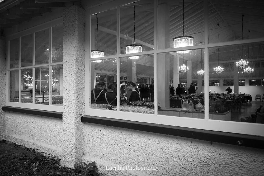 looking inside Rose & Smith at Tauherenikau Wairarapa wedding venue