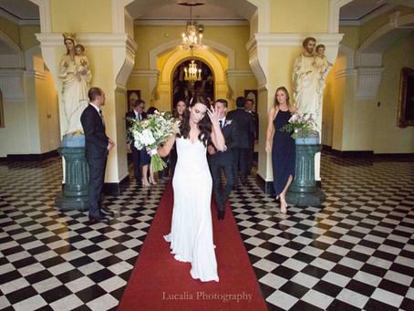 Wedding: Claire and Benjamin