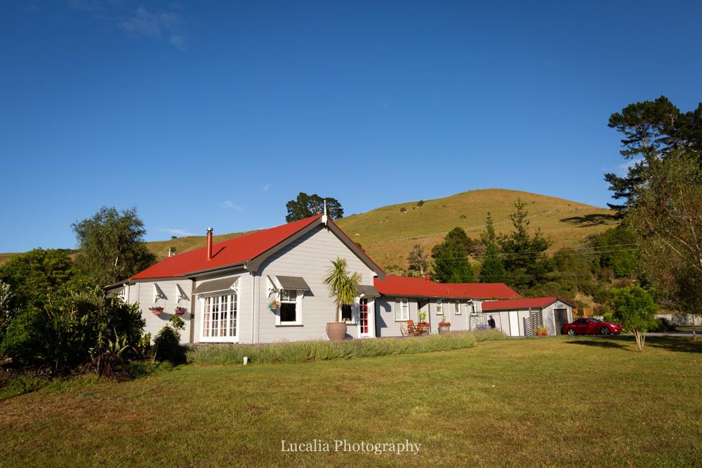 mount bruce lodge wedding accommodation in the wairarapa