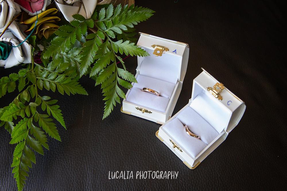 wedding rings, Castlepoint Wairarapa wedding, Lucalia Photography