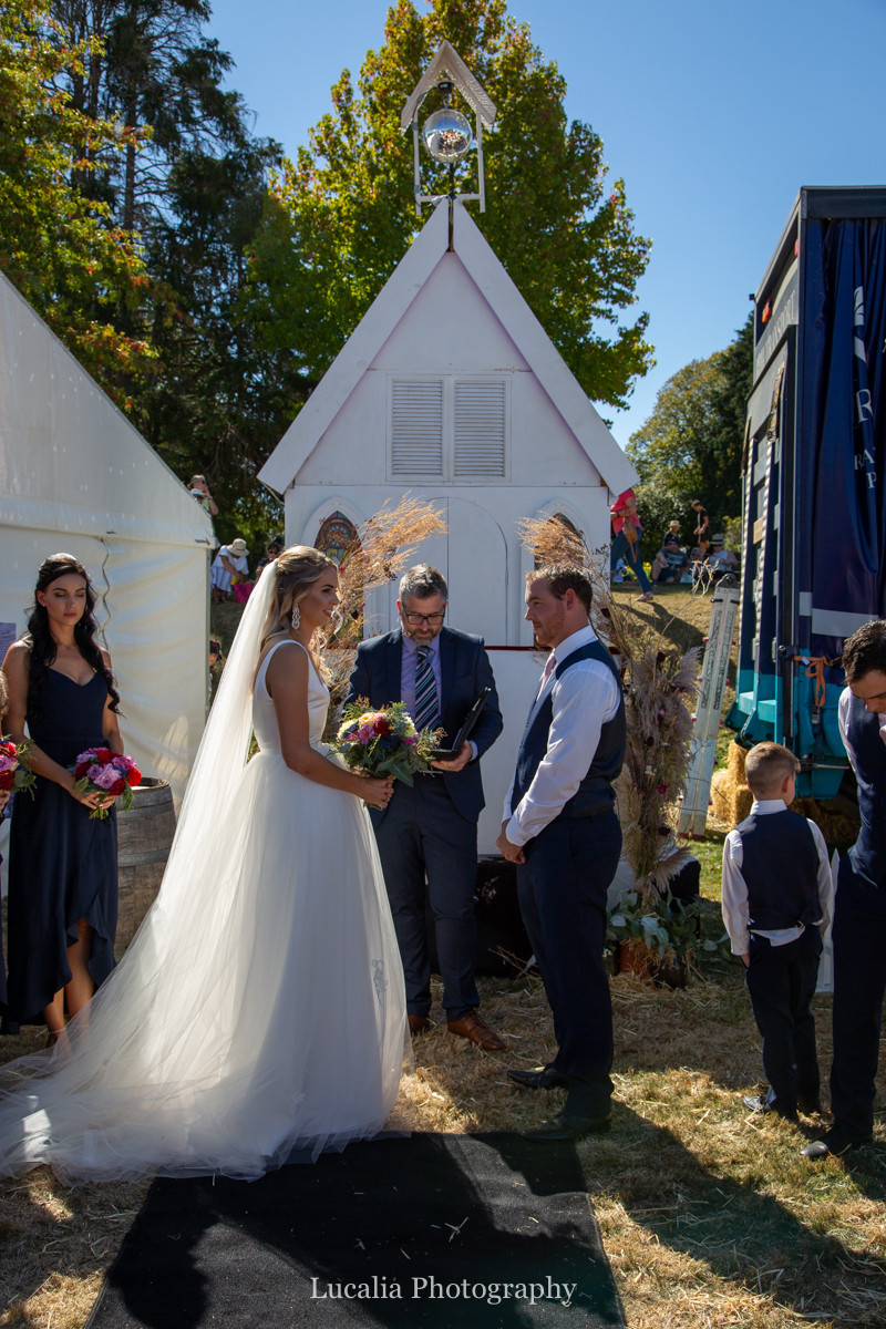 wedding couple, Wairarapa