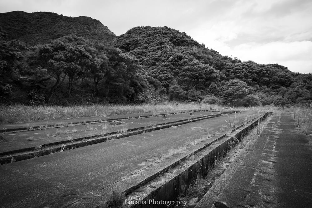 Historic rail yards, Cross Creek Remutaka Incline, Wairarapa walk