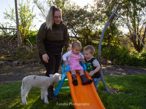 Wairarapa family photographer: Tayla's Martinborough farm whānau