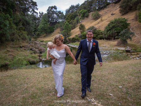 Wairarapa wedding venue: Gemma and Sam's Martinborough camping farm wedding
