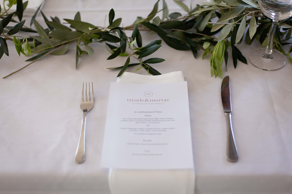 dinner party, wedding accommodation Olivio~nor, Martinborough Wairarapa