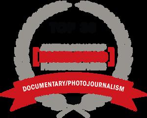 Lucalia Photography Top 30 Australasian Top Emerging Photographer 2018