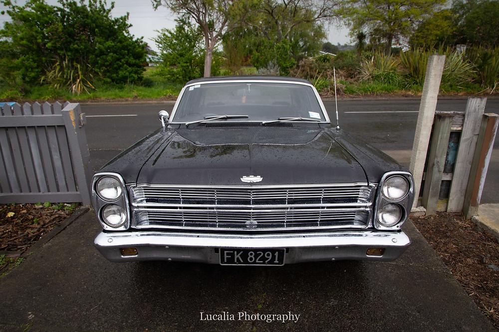 classic wedding car, Wairarapa wedding photographer