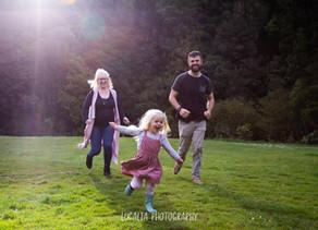 Kiriwhakapapa, Wairarapa family photo session: Gina and whānau