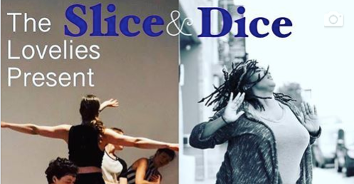 This Sunday: Slice & Dice featuring K. Hamilton Projects