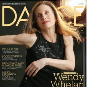 May 2017 Slice & Dice featured in Dance Magazine  dancemagazine.com