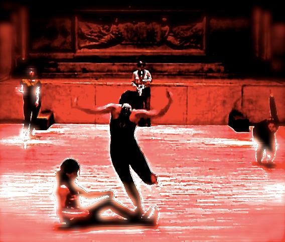 March 22nd, 4-6pm Joffrey Ballet Studios