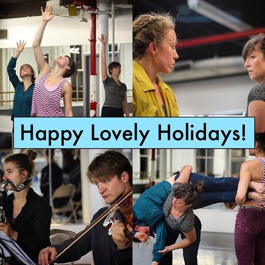 Happy Lovely Holidays!