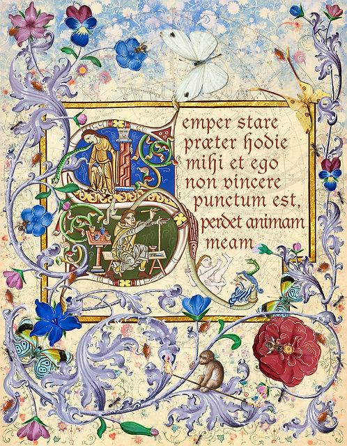 Prayer To Saint Thomas More in Latin ©2020-2021