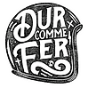 logo dur comme fer press