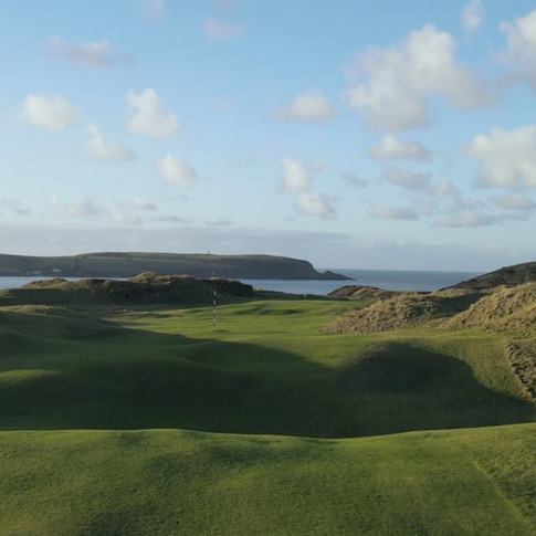 Where golf meets the Atlantic