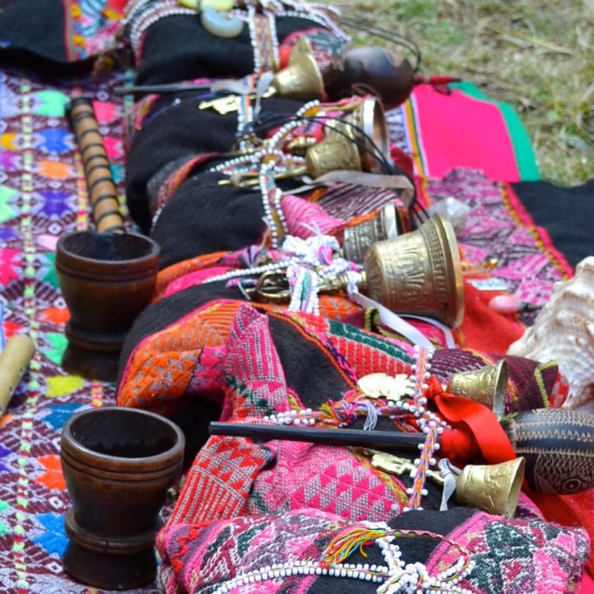 Shamansk utbildning genom Inkas Medicinhjul steg 4/4