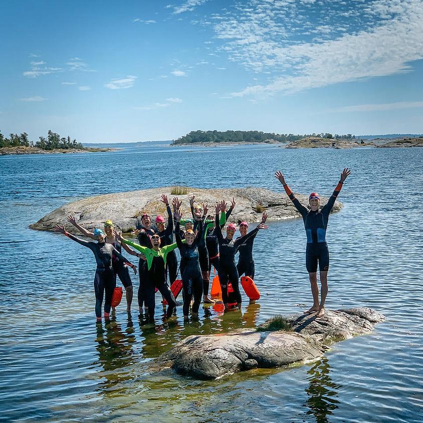 Swimruncamp - Havsupplevelse i Ytterskärgården