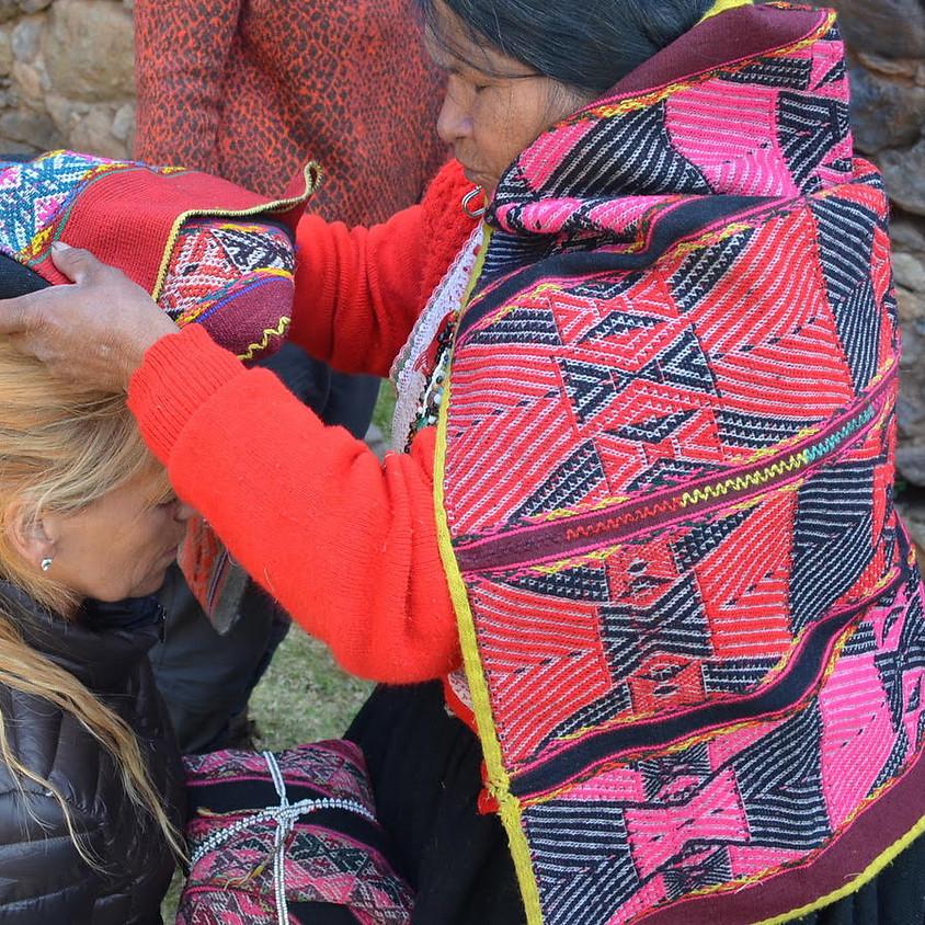Shamansk utbildning genom Inkas Medicinhjul steg 2/4