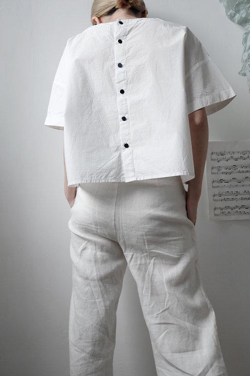 cotton top ivory white