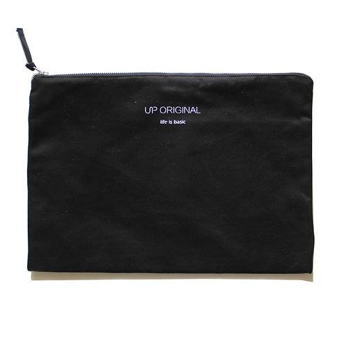 classic hand bag Black