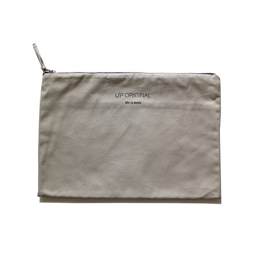 classic hand bag Khaki