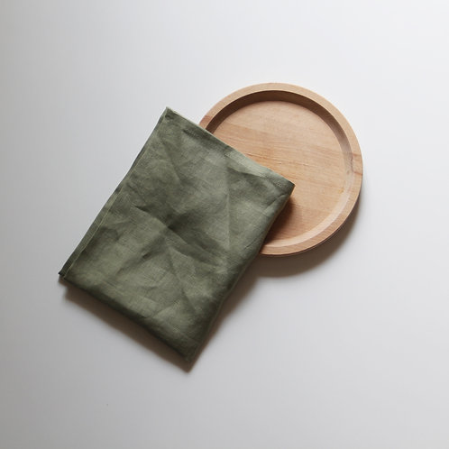 kitchen towel Olive