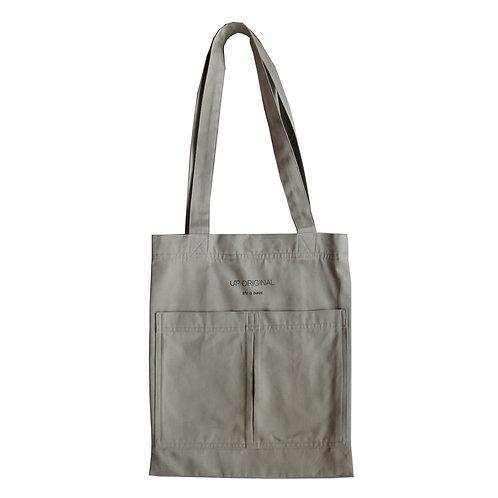classic tote bag Khaki