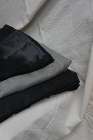 Material 材質的浪漫 | 絲、麻、棉