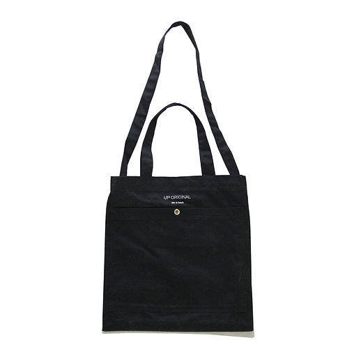 two-way tote bag Navy