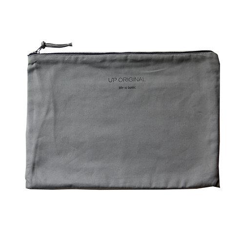 classic hand bag Grey