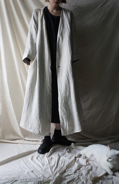 linen coat Origin